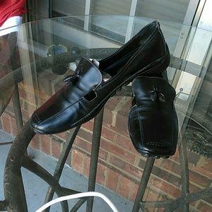 Sesto Meucci black loafer